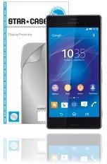 Screen Protector Folie - Xperia Z3 Compact D5803