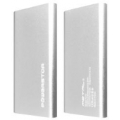 Powerbank Powerstar A373 6000mAh Zilver