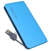 Powerbank PowerStar DP633 9000 mAh Blauw