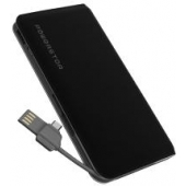 Powerbank PowerStar DP633 9000 mAh Zwart