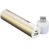 Powerbank Powerstar A311 2600mAh Goud